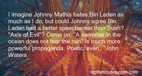 Quotes About Johnny Mathis