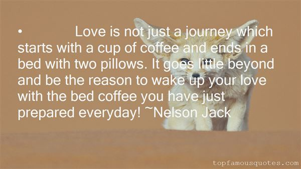 Quotes About Journey With Your Love