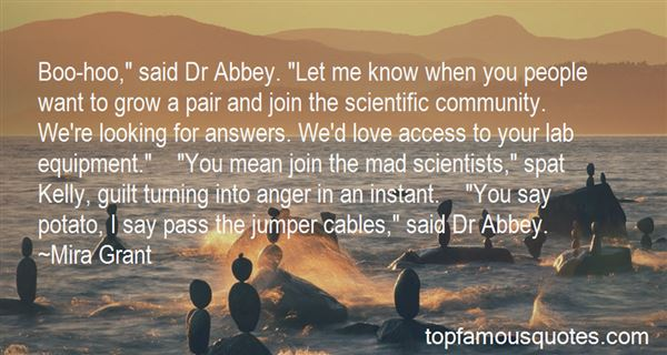 Quotes About Jumper Cables