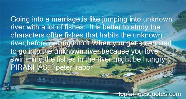 Quotes About Jumping Into The Unknown