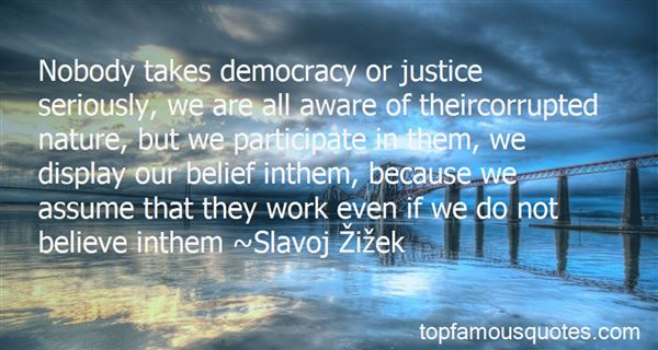 Quotes About Justice And Democracy