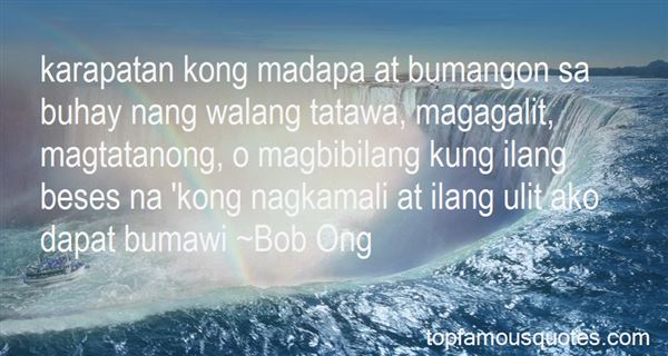 Quotes About Karapatan