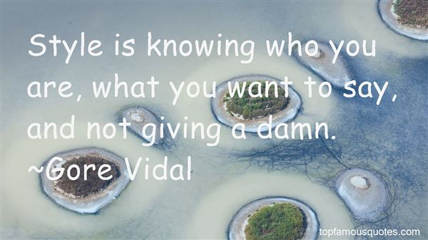 Quotes About Knowing Who You Are And What You Want