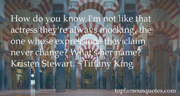 Quotes About Kristen Stewart