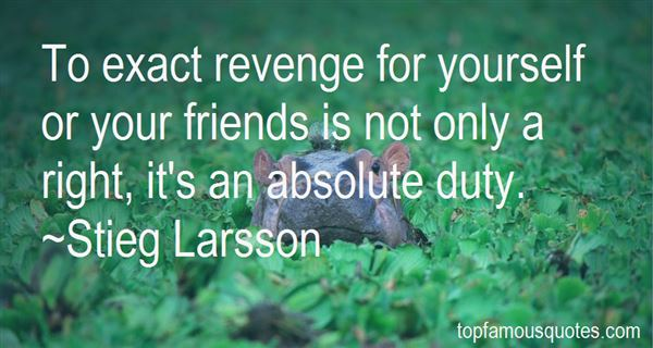 Quotes About Laertes Revenge On Hamlet