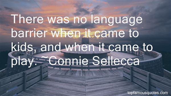 Quotes About Language Barrier