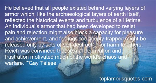 Quotes About Layers Of The Earth
