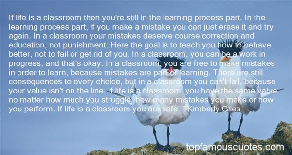 Quotes About Learning From Your Mistakes