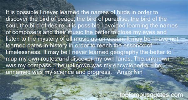 Quotes About Learning Geography