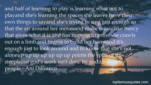 Quotes About Learning To Be Alone