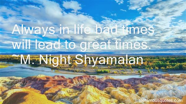 Quotes About Life Bad Times
