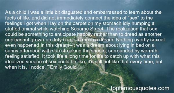 Quotes About Life Feeling Like A Dream