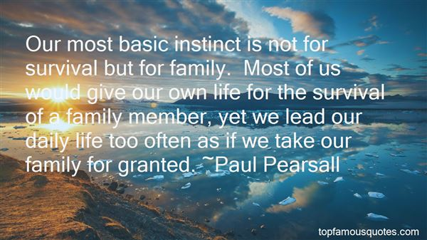 Quotes About Life For Family