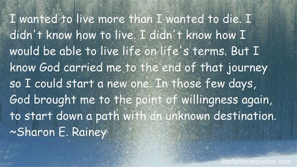 Quotes About Life Journey