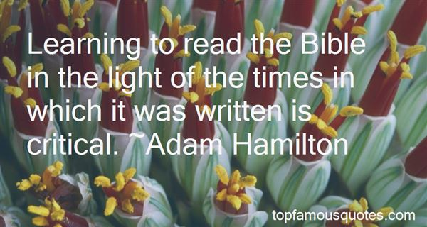 Quotes About Light Bible