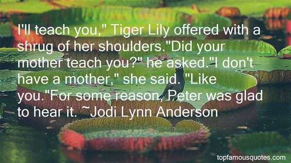 Quotes About Lily Pons