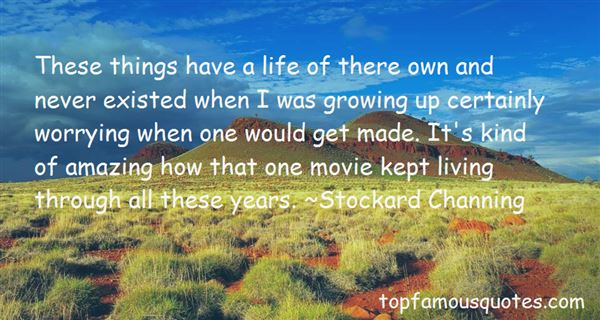 Quotes About Living Life And Not Worrying