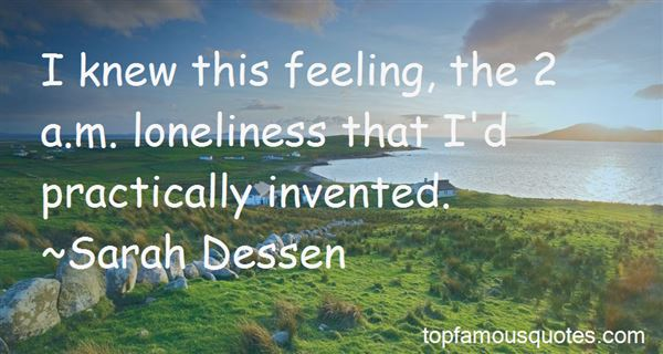 Quotes About Loneliness In The Awakening