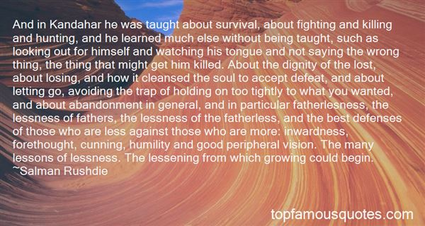 Quotes About Losing Fathers