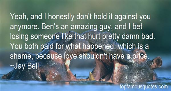 Quotes About Losing Someone U Love