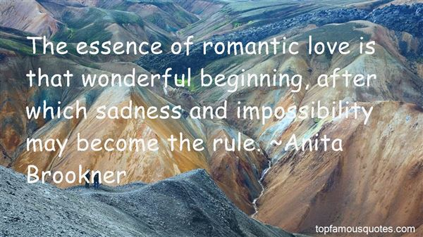 Quotes About Love And Sadness