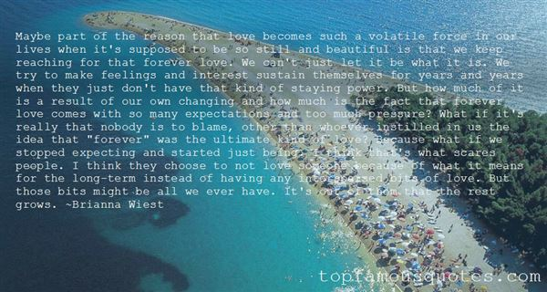 Quotes About Love Changing Lives