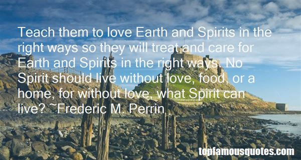 Quotes About Love Earth