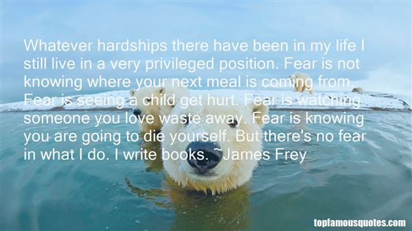 Quotes About Love Hardships