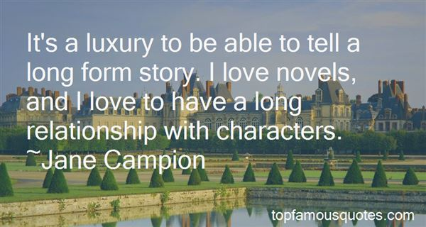 Quotes About Love Novels