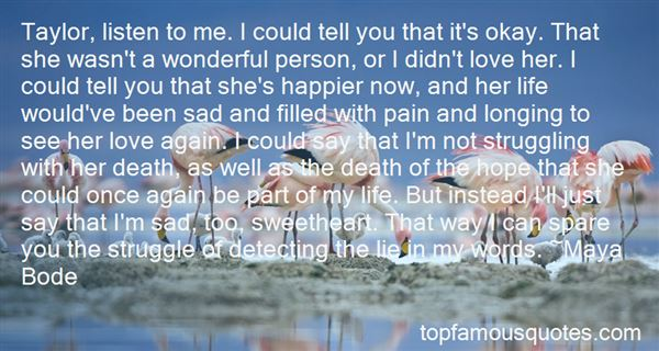Quotes About Love Pain And Life