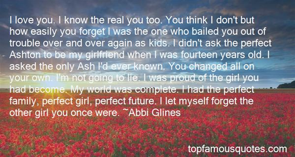 Quotes About Love To Your Girlfriend