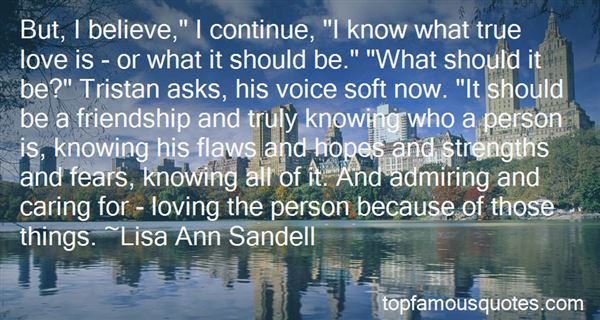 Quotes About Loving A Person For Who They Are