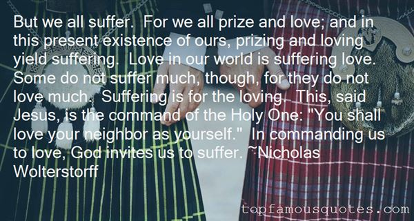 Quotes About Loving God And Neighbor