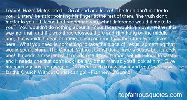 Quotes About Lukewarm Church