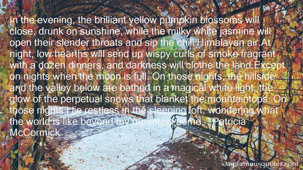 Quotes About Magical Snow