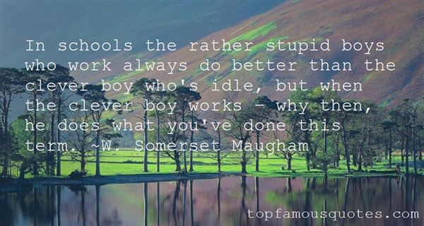 Quotes About Magnet Schools