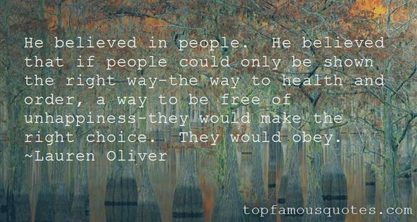 Quotes About Make The Right Choice