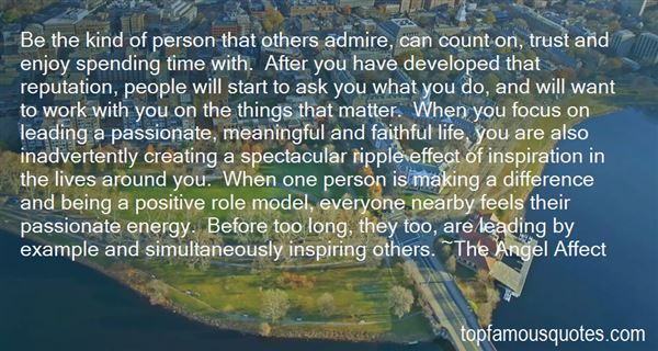 Quotes About Making A Difference To Others