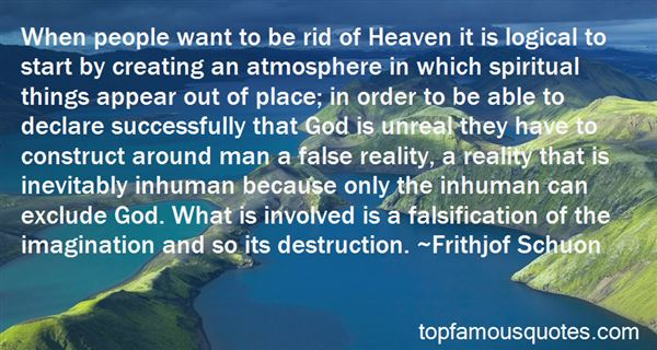 Quotes About Man Creating God
