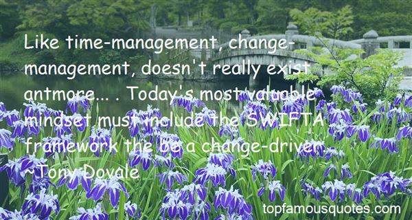 Quotes About Management Change