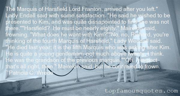Quotes About Marquis Evremonde