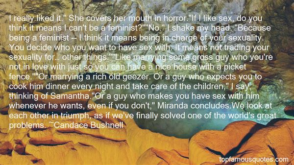 Quotes About Marrying Rich