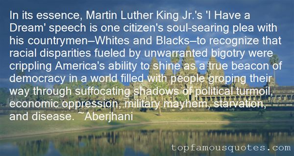 Quotes About Martin Luther King Speech