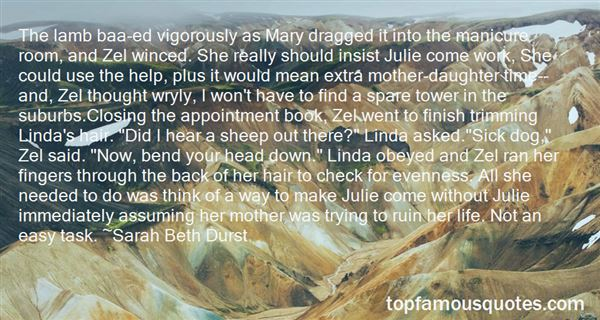 Quotes About Mary As Mother