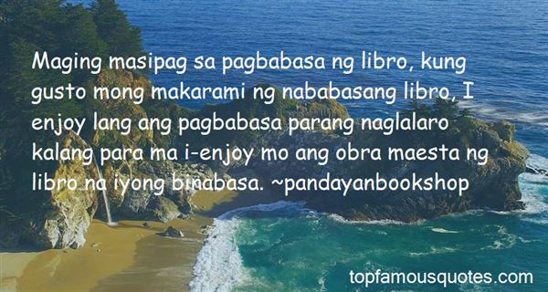 Quotes About Masipag