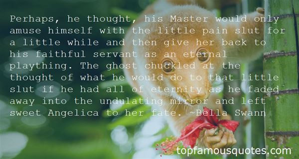 Quotes About Master And Servant