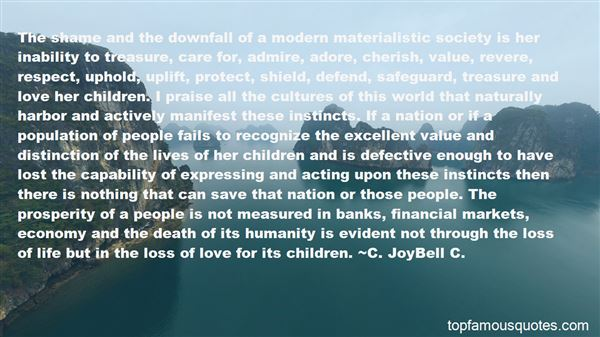 Quotes About Materialistic World
