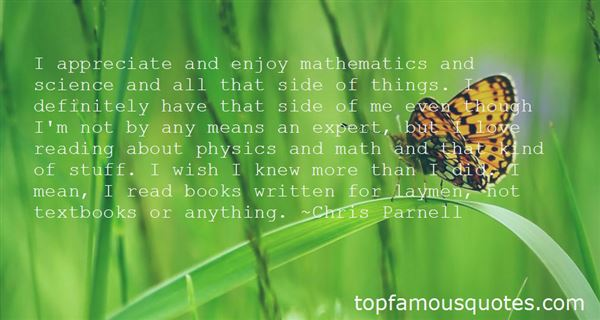 Quotes About Mathematics And Science