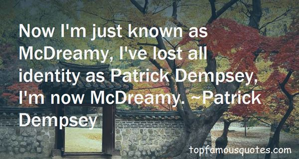 Quotes About Mcdreamy