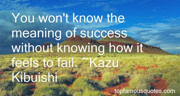 Quotes About Meaning Of Success